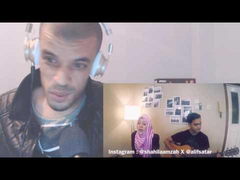 REACTION: Shila Amzah & Alif Satar We Don't Talk Anymore - Charlie Puth Selena Gomez Cover