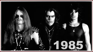 Celtic Frost Live At Grabenhalle St Gallen 17 5 1985 EXTREME BAD QUALITY