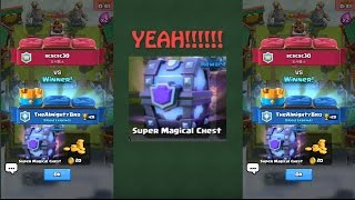 FIRST SUPER MAGICAL CHEST! | FINALLY!