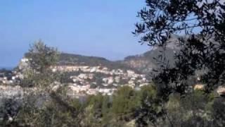 Hike along Cami des Rost, Sóller