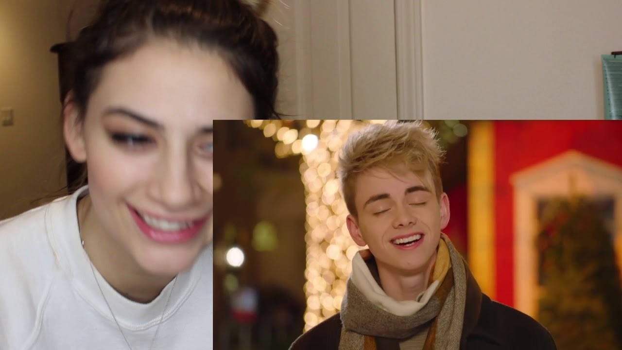 Kiss You This Christmas - Why Don't We Offical Music Video REACTION - YouTube