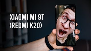 Xiaomi Mi9T(Redmi K20)- revoluție la preț midrange (review română)
