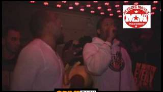 Frisco, Fuda Guy, Little D, P - Money, Live @ChockABlock