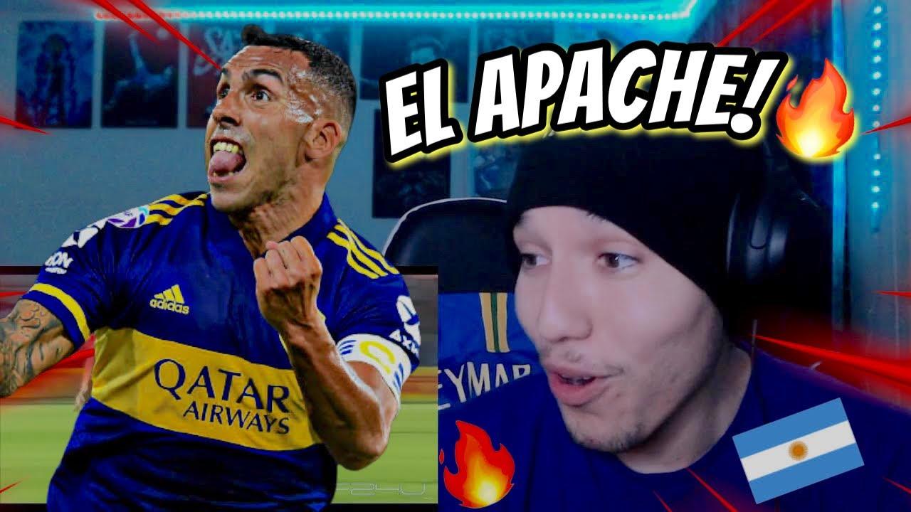 Download *REACTION* Carlos Tevez ● Top 25 Goals (All Clubs)🔥