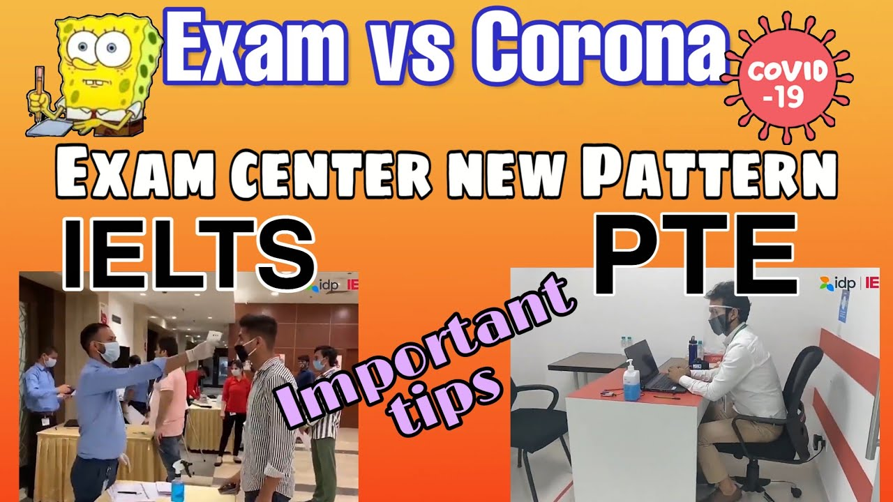 IELTS and PTE Exam updates   new pattern of IELTS exam and PTE   British counsel and idp ielts exam