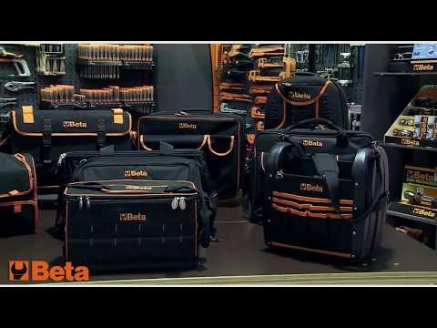 BETA UTENSILI C10S, C11, C6T, C8, C5, C7, C4, C12, C9 Torby narzędziowe BETA