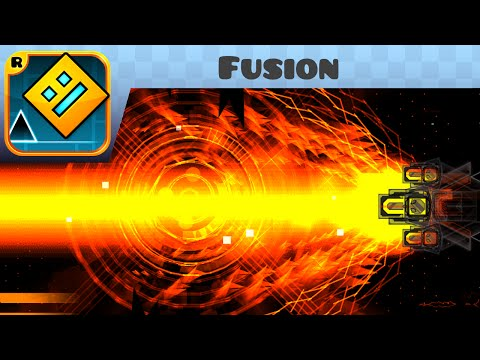 Geometry Dash - Fusion (3 Coins) (Hard Demon) - by Manix648