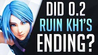 Did 0.2 RUIN Kingdom Hearts 1