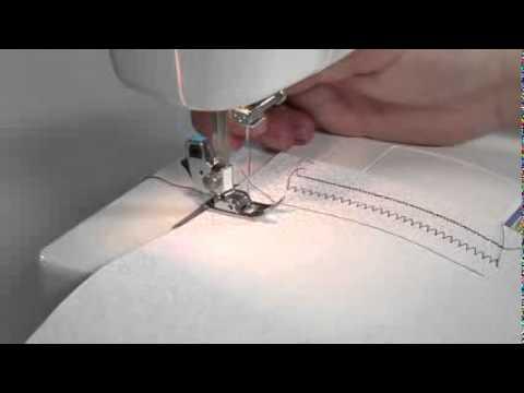 . Бытовые швейные машины с электронным управлением