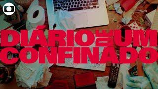 Diário de Um Confinado: confira a abertura da série