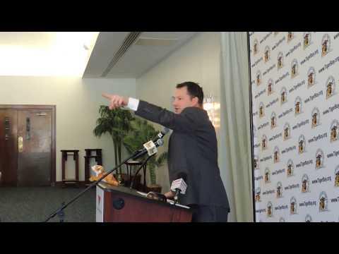 Tampa Bay Rays president on new stadium: WMNF News 2