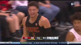 Men's Basketball: USC 74, Oregon State 67 - Highlights 1/20/18 thumbnail