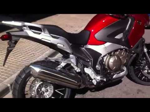 Honda Crosstourer VFR 1200 X Honda Moto valencia Moto Honda Valencia