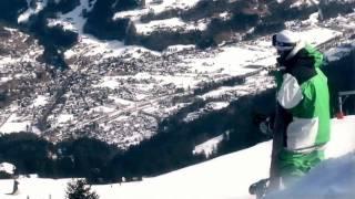 Geto Boys - G-Code (HD Snowboarding)