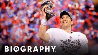 Eli Manning - Mini Biography