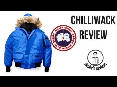 Review: Canada Goose Chilliwack--Update