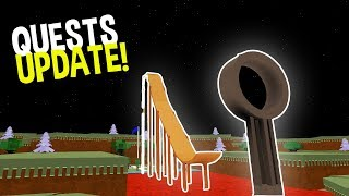 *NEW* BUILD A BOAT FOR TREASURE (QUESTS) UPDATE!