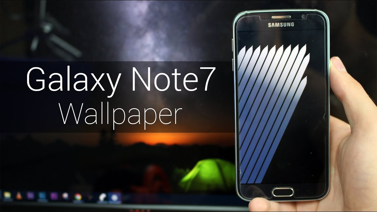 Samsung Galaxy Note 7 Stock Wallpapers Download QHD