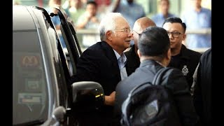 Najib to face 21 money laundering charges