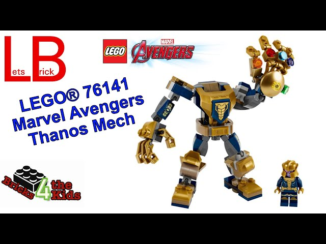 LEGO® 76141 - Marvel Avengers - Thanos Mech - ??? Was soll das ???