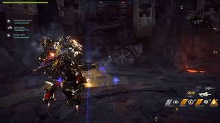 GM 2 Heart of Rage Stronghold Colossus Best Defense/Voltaic Dome Anthem Legendary Loot Farm