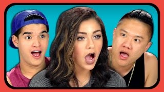 YOUTUBERS REACT TO LONELYGIRL15