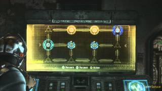 Soluce Dead Space 3 : Épisode 5 - Énigme Electrical Engineering Interface (EEI)