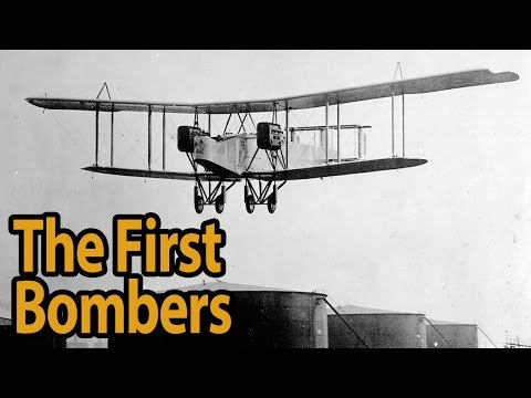 The First Bombers