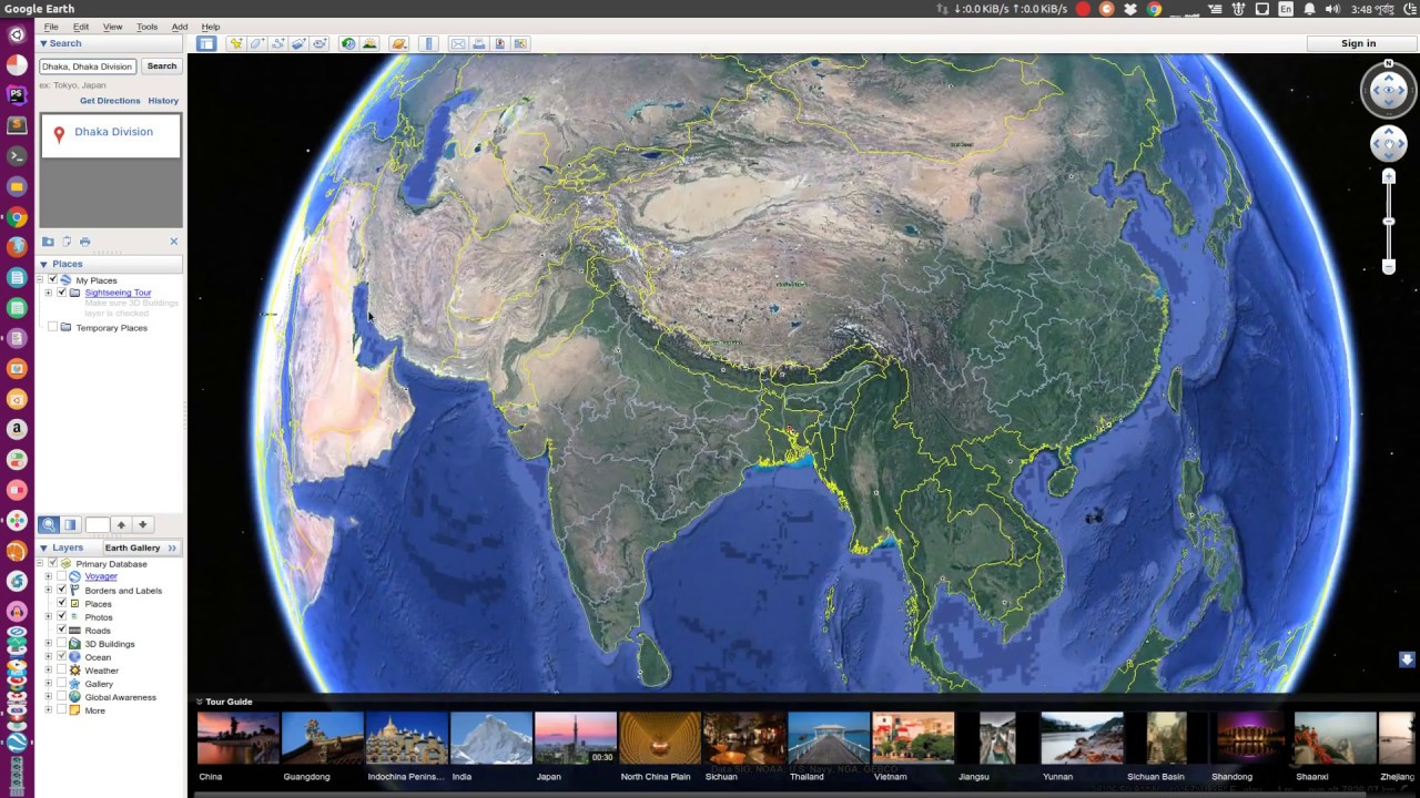 Installing google earth on ubuntu 1604 lts1610 latest version installing google earth on ubuntu 1604 lts1610 latest version learning center youtube gumiabroncs Choice Image