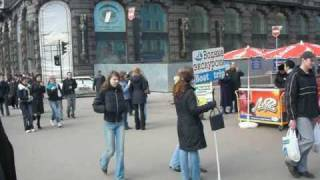 Russia: Nevsky Prospekt in St Peterburg  ロシア ペテルブルク