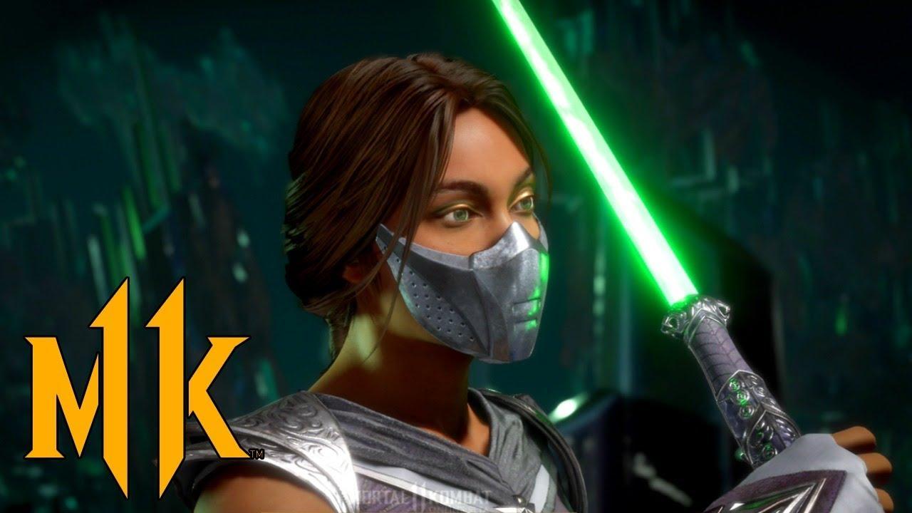 All Jade Skins And Customization Items Mortal Kombat 11 Youtube