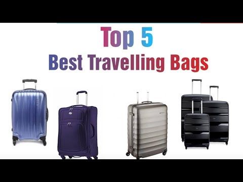 4bc34030df6 Top 5 Travelling Bags Under 6000 - YouTube
