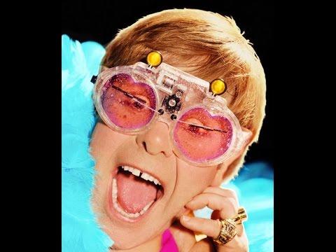 Elton John - A Step Too Far (1996) With Lyrics!