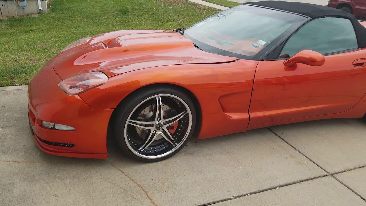 Corvette C5 For Sale >> 2000 C5 Supercharged Corvette For Sale Youtube