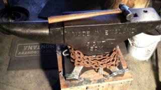 MONSTER English Anvil | Iron Wolf Industrial