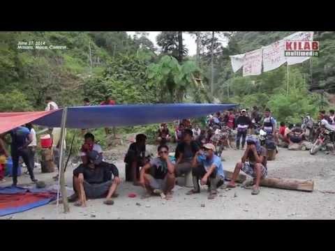 Farmers Barricade Against The APEX Mining Company