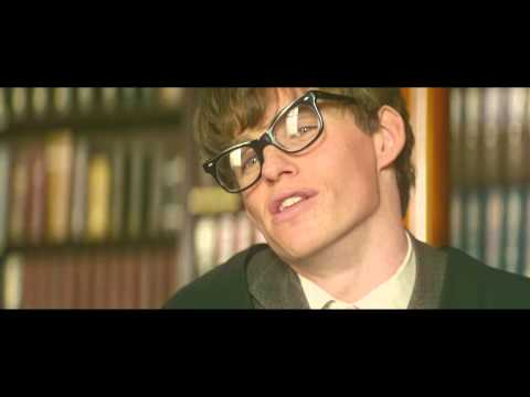 THE THEORY OF EVERYTHING  Well Done Doctor   In theaters November