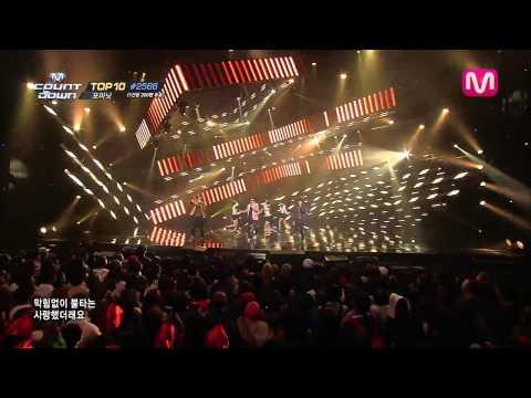 배치기_뜨래요 feat.앙리 (DDURAEYO by BAECHIGI feat Anglee of 3B of M COUNTDOWN 2014.4.10)