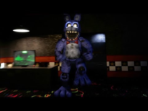 THE ANIMATRONICS CAN SPEAK NOW! THEY ARE AFTER ME! || FNAF Project Fredbear (NEW MAP + SECRETS)