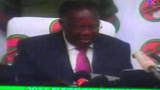 Sata wins election
