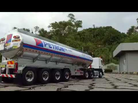 1/14 petron tanker function test before delivery