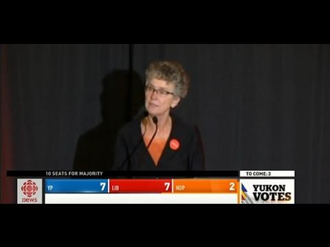 "Yukon NDP Leader Elizabeth Hanson Calls Strategic Voting Code For ""Vote Liberal"""