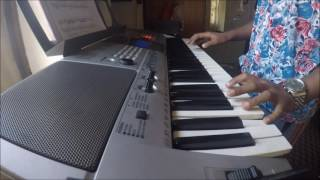 """The Uglyz-""""MAYA"""" keyboard instrumental"""