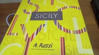Обои Sicily от Andrea Rossi. Обзор коллекции.