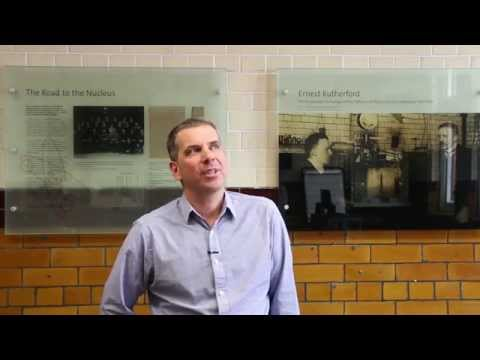 Ernest Rutherford: Heritage Heroes at The University of Manchester