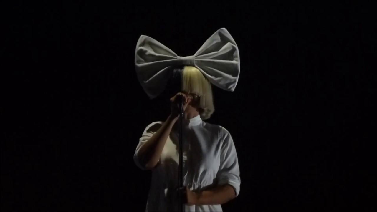 Sia chandelier live in auckland new zealand youtube sia chandelier live in auckland new zealand aloadofball Gallery