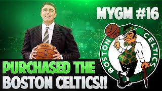 NBA 2K15 My GM Mode Ep.16 - Boston Celtics | Buying the Team, NEW Owner | PS4