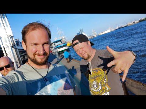 Dark Ride Germany 2019: The Road Movie 🌟 Day 10: Hamburg