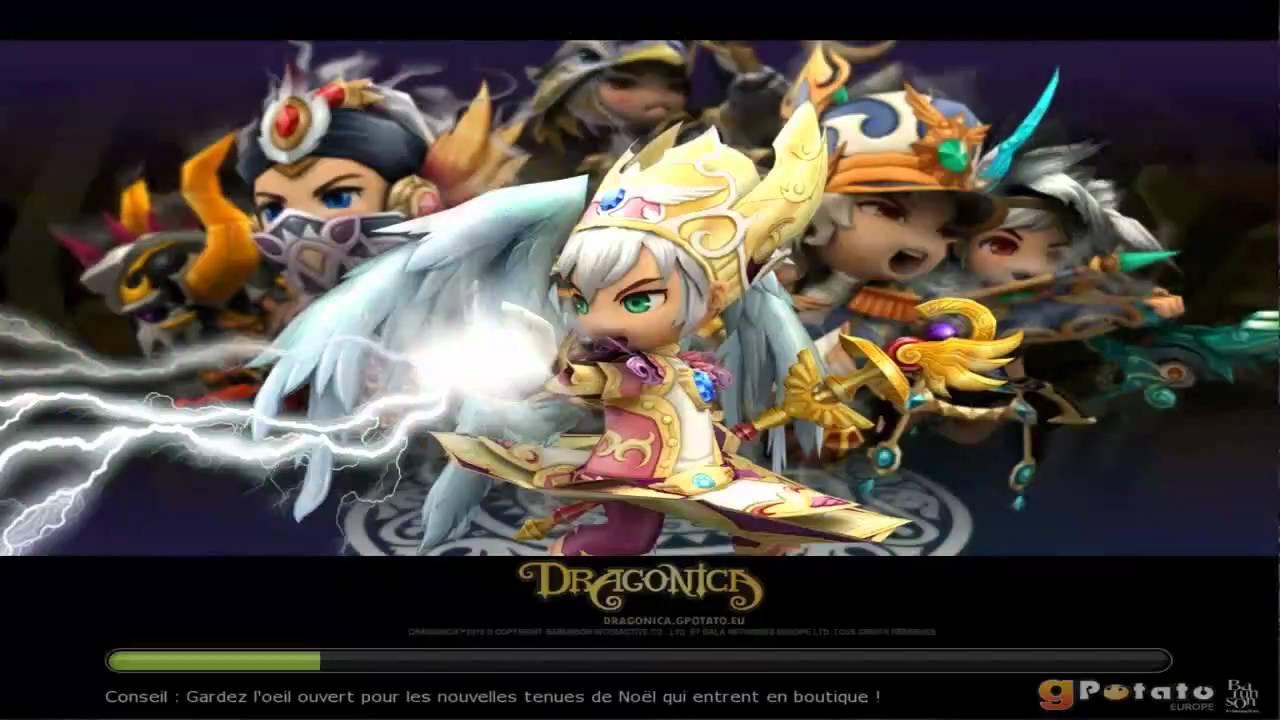 dragonica fr
