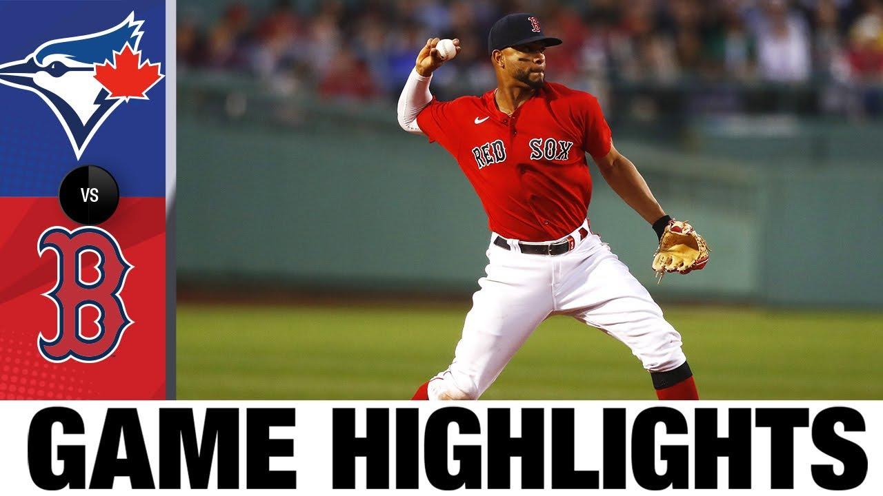 Blue Jays vs. Red Sox Game Highlights (6/14/21) | MLB Highlights